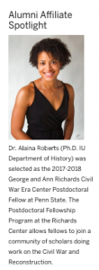 Alaina Roberts headshot