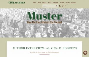 Muster landing page image